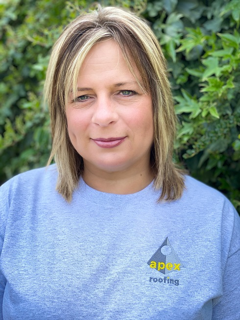 Jackie Biswell Apex Roofing