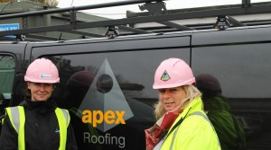 Beardwell and Apex Pink Hats