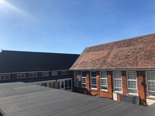 Apex Roofing Murrayfield Primary School